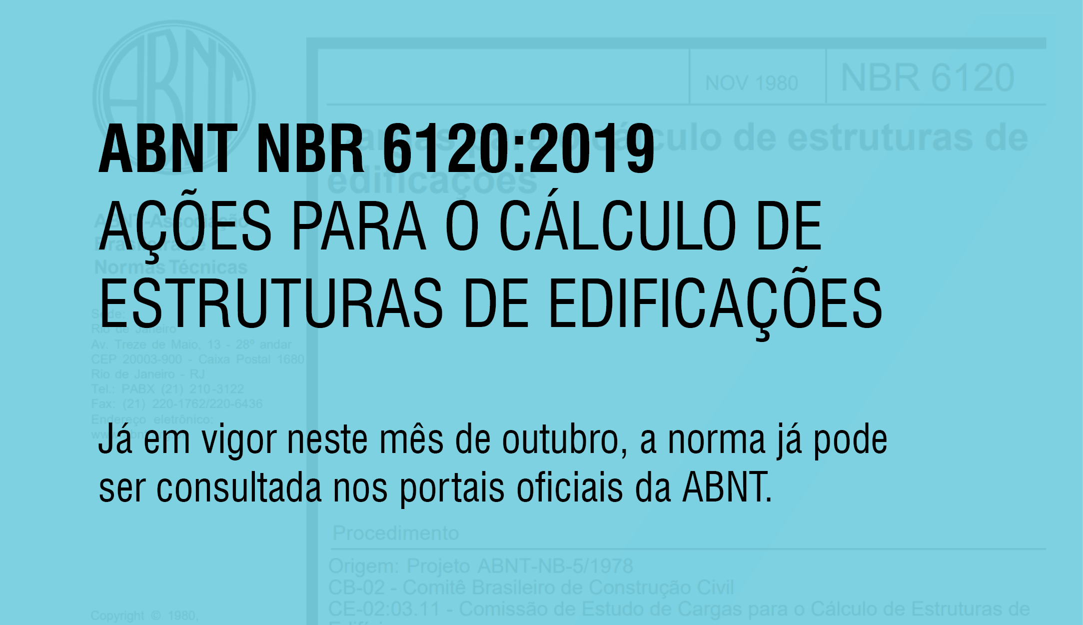 NBR6120: 2019